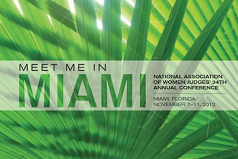 NAWJ Miami logo